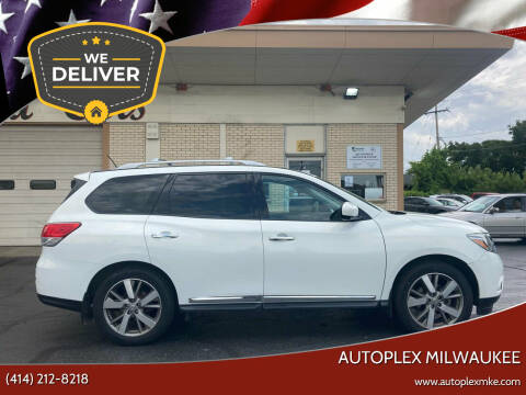 2014 Nissan Pathfinder for sale at Autoplex 3 in Milwaukee WI