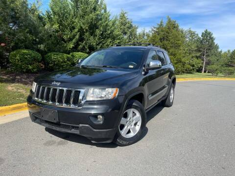 2012 Jeep Grand Cherokee for sale at Aren Auto Group in Sterling VA
