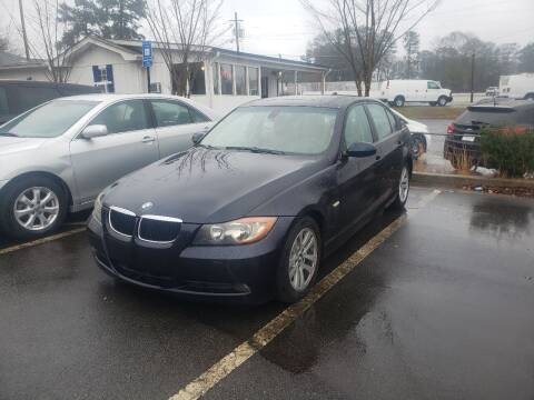 2006 BMW 3 Series for sale at Credit Cars LLC in Lawrenceville GA