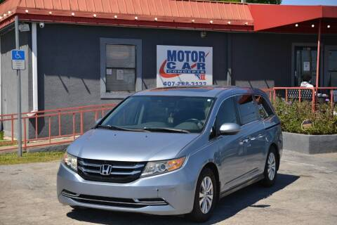 2014 Honda Odyssey for sale at Motor Car Concepts II - Kirkman Location in Orlando FL