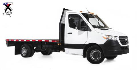 2019 Mercedes-Benz Sprinter Cab Chassis for sale at TX Auto Group in Houston TX