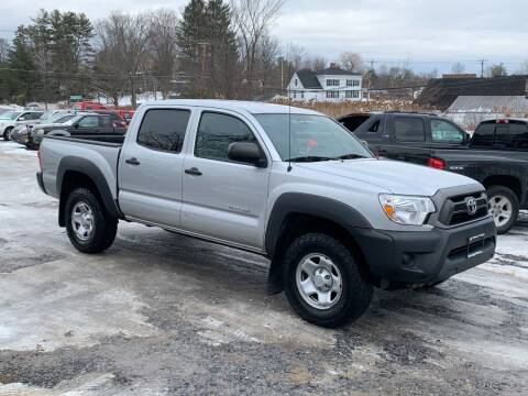 2013 Toyota Tacoma for sale at Saratoga Motors in Gansevoort NY