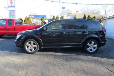 2009 Dodge Journey for sale at Jerry Morese Auto Sales LLC in Springfield NJ