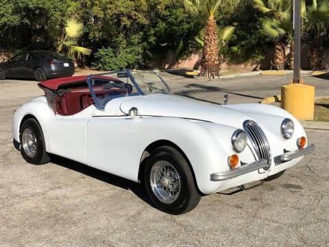 1954 Jaguar XK for sale at Vintage Car Collector in Glendale CA