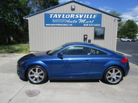 2008 Audi TT for sale at Taylorsville Auto Mart in Taylorsville NC