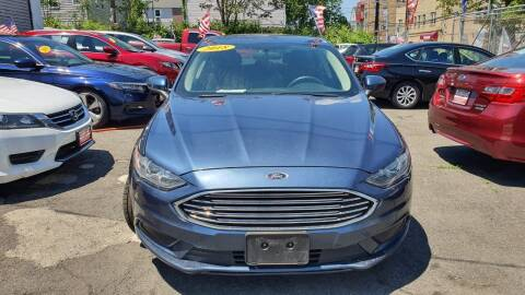 2018 Ford Fusion for sale at Buy Here Pay Here Auto Sales in Newark NJ