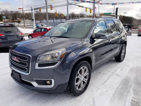 2013 GMC Acadia for sale at Cedar Auto Group LLC in Akron OH