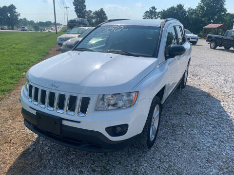 2012 Jeep Compass for sale at Champion Motorcars in Springdale AR