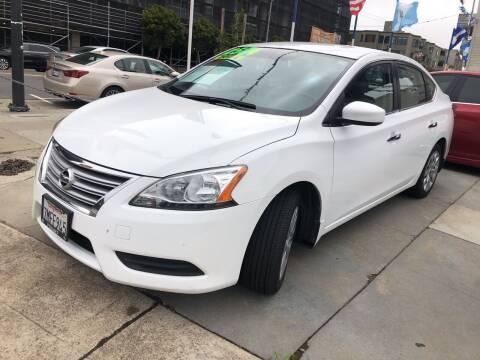 2015 Nissan Sentra for sale at Excelsior Motors , Inc in San Francisco CA