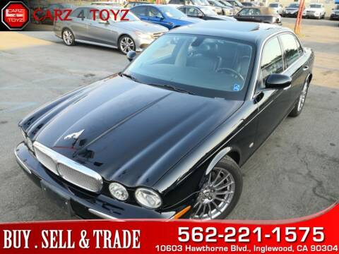 2006 Jaguar XJ-Series for sale at Carz 4 Toyz in Inglewood CA