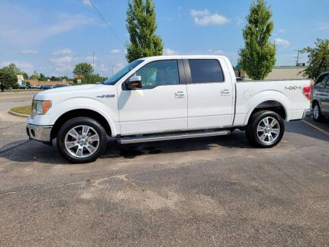 2014 Ford F-150 for sale at Finish Line Auto Sales Inc. in Lapeer MI