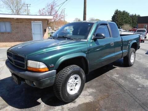 1999 Dodge Dakota for sale at Granite Motor Co 2 in Hickory NC