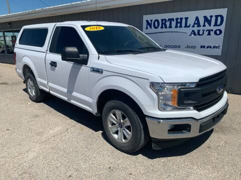 2018 Ford F-150 for sale at Northland Auto in Humboldt IA