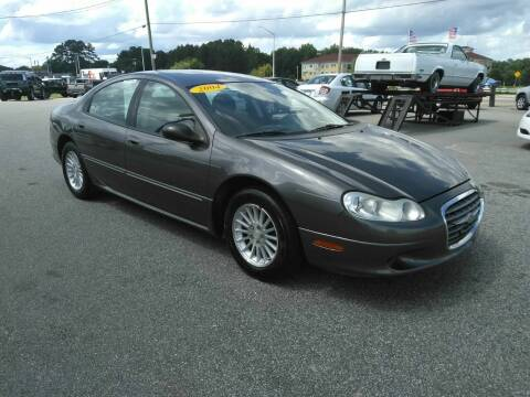 2004 Chrysler Concorde for sale at Kelly & Kelly Supermarket of Cars in Fayetteville NC