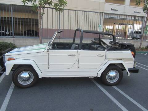 1972 Volkswagen Thing for sale at PREFERRED MOTOR CARS in Covina CA