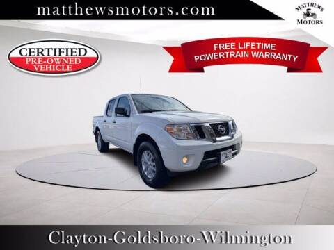 2019 Nissan Frontier for sale at Auto Finance of Raleigh in Raleigh NC