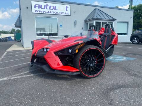 2015 Polaris Slingshot for sale at AUTOLOT in Bristol PA