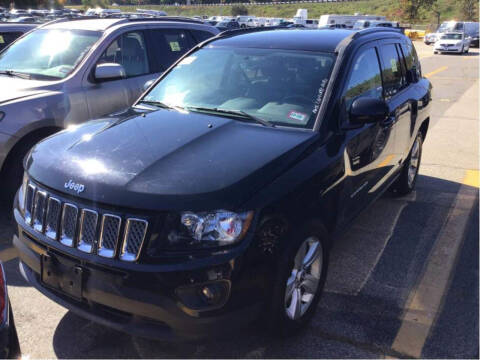 2016 Jeep Compass for sale at Irving Auto Sales in Whitman MA
