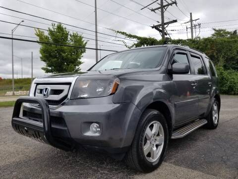 2011 Honda Pilot for sale at Luxury Imports Auto Sales and Service in Rolling Meadows IL