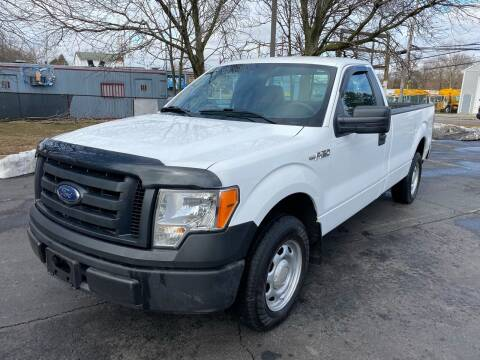 2012 Ford F-150 for sale at Car Plus Auto Sales in Glenolden PA