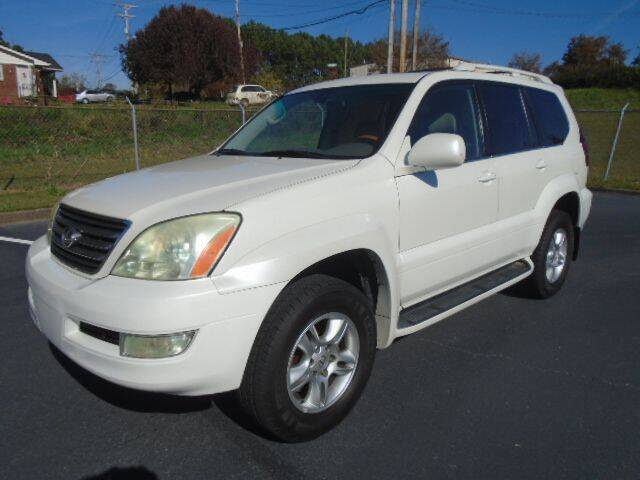 2004 Lexus GX 470 for sale at Atlanta Auto Max in Norcross GA