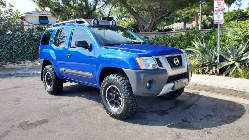 2013 Nissan Xterra for sale at STREET DESIGNS in Upland CA