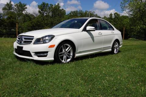 2012 Mercedes-Benz C-Class for sale at New Hope Auto Sales in New Hope PA