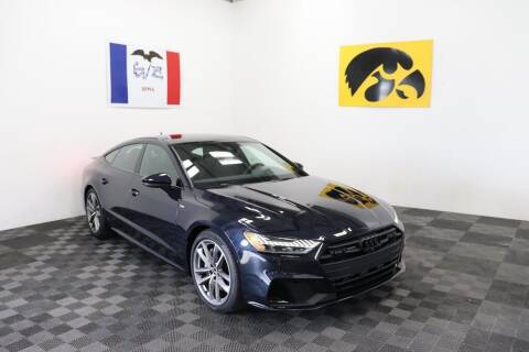 2021 Audi A7 for sale at Carousel Auto Group in Iowa City IA