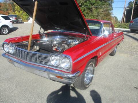 1964 Chevrolet Impala for sale at Lynch's Auto - Cycle - Truck Center in Brockton MA