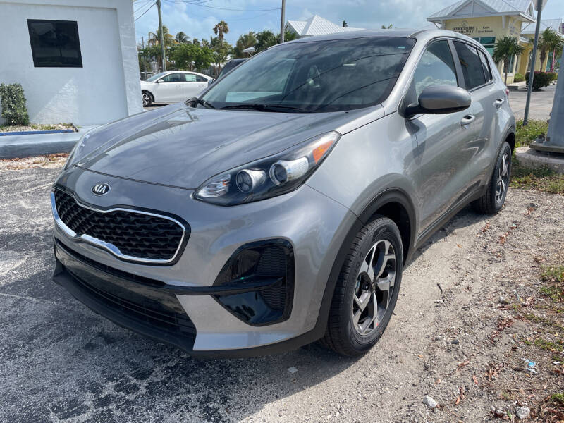 2022 Kia Sportage for sale at Key West Kia - Wellings Automotive & Suzuki Marine in Marathon FL