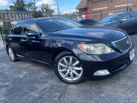 2009 Lexus LS 460 for sale at Murrays Used Cars Inc in Baltimore MD