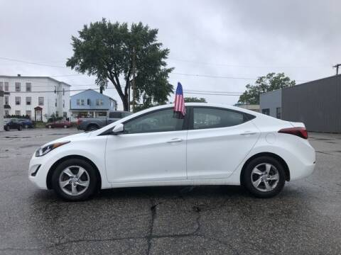 2014 Hyundai Elantra for sale at Ataboys Auto Sales in Manchester NH