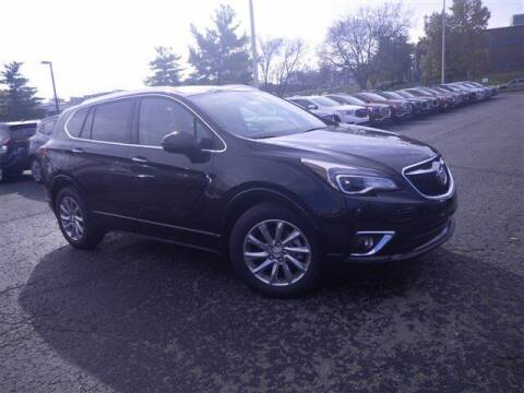 2020 Buick Envision for sale at BEAMAN TOYOTA GMC BUICK in Nashville TN