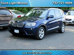 2011 BMW X3 for sale at Torch Light Motors in Parlin NJ