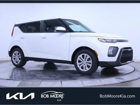 2022 Kia Soul for sale at Bob Moore Kia in Oklahoma City OK