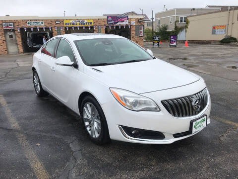 2017 Buick Regal for sale at Carney Auto Sales in Austin MN