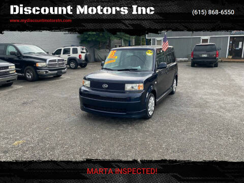 2005 Scion xB for sale at Discount Motors Inc in Madison TN