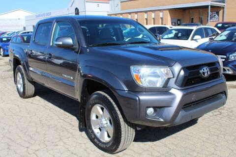 2015 Toyota Tacoma for sale at SHAFER AUTO GROUP in Columbus OH
