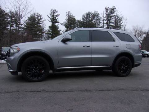 2014 Dodge Durango for sale at Mark's Discount Truck & Auto Sales in Londonderry NH