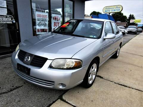 2004 Nissan Sentra for sale at New Concept Auto Exchange in Glenolden PA