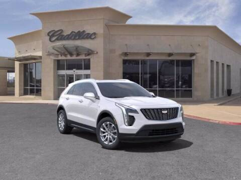 2021 Cadillac XT4 for sale at Jerry's Buick GMC in Weatherford TX