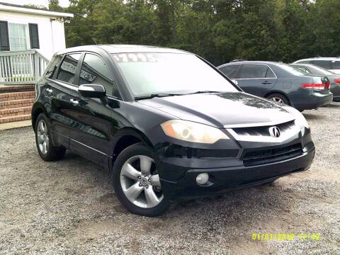 2008 Acura RDX for sale at Let's Go Auto Of Columbia in West Columbia SC