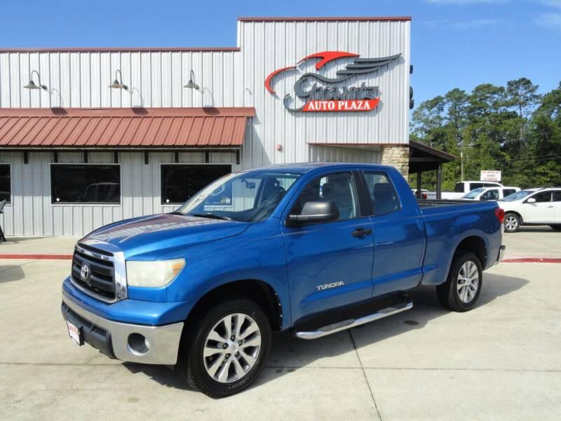 2010 Toyota Tundra for sale at Grantz Auto Plaza LLC in Lumberton TX
