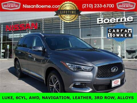 2019 Infiniti QX60 for sale at Nissan of Boerne in Boerne TX