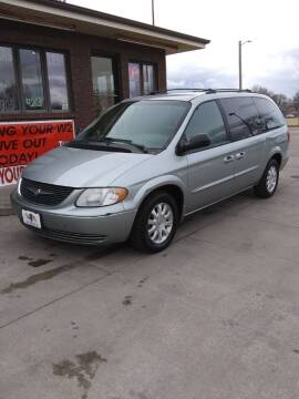 2003 Chrysler Town and Country for sale at CARS4LESS AUTO SALES in Lincoln NE