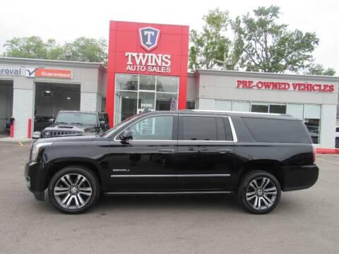 2018 GMC Yukon XL for sale at Twins Auto Sales Inc - Detroit in Detroit MI