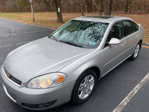 2006 Chevrolet Impala for sale at Auto Discount Center in Laurel MD