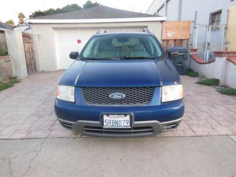 2005 Ford Freestyle for sale at Top Notch Auto Sales in San Jose CA