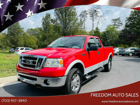 2007 Ford F-150 for sale at Freedom Auto Sales in Chantilly VA
