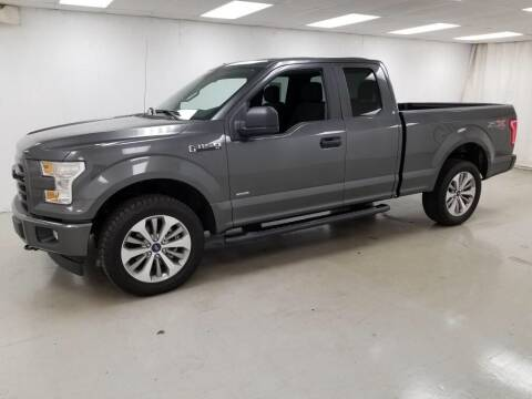 2017 Ford F-150 for sale at Kerns Ford Lincoln in Celina OH
